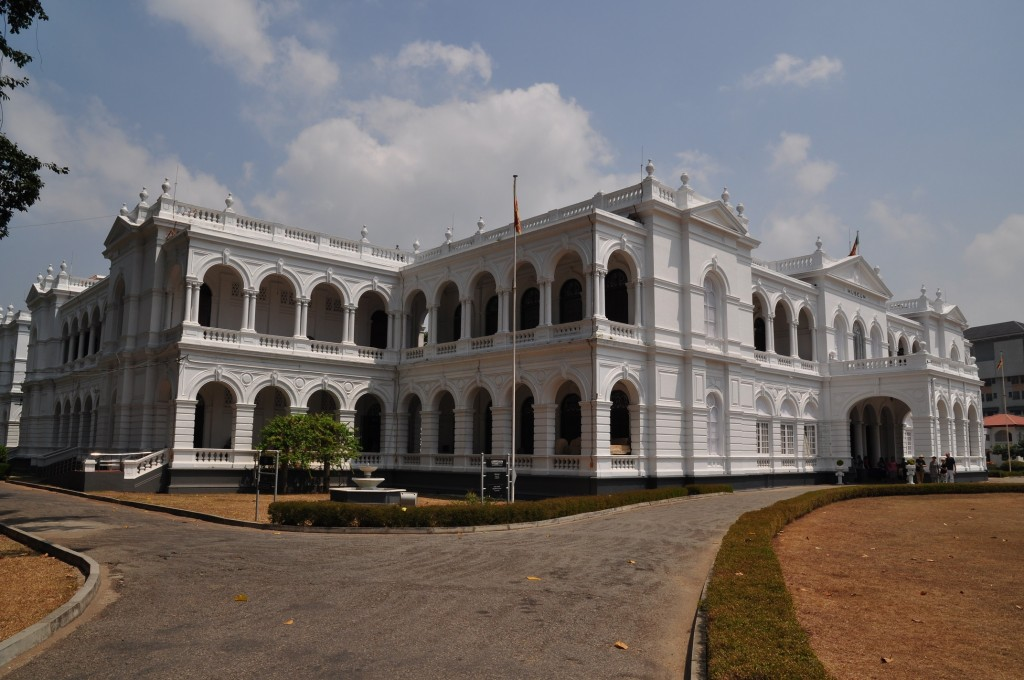 The National Museum of Sri Lanka. Photo by Orkan Köyaĝasıoĝlu.