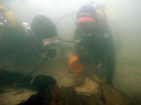 Anaxum.2011.Stella1wreck.dredge