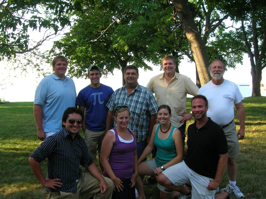 Anthony Wayne - 2009 Survey Crew