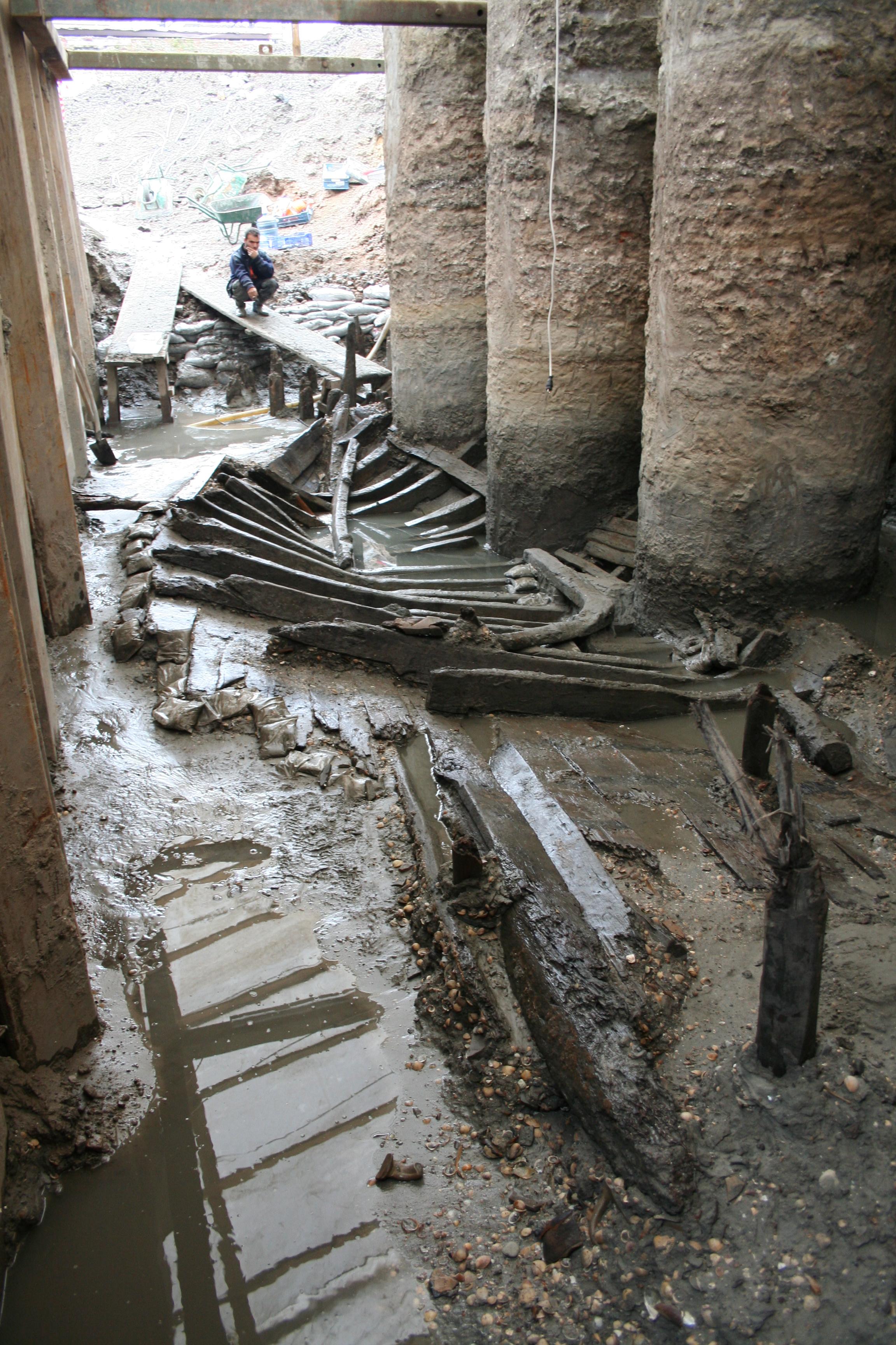 Yenikapı Byzantine Shipwrecks Project