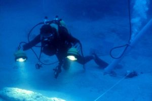 Stone anchor stock insitu REF4196