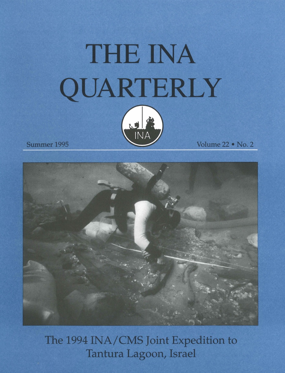 INA Quarterly 22.2 Summer 1995