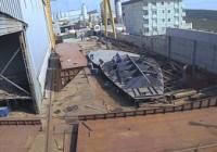 INA Begins Construction on New Research Vessel: <em>Virazon II</em>
