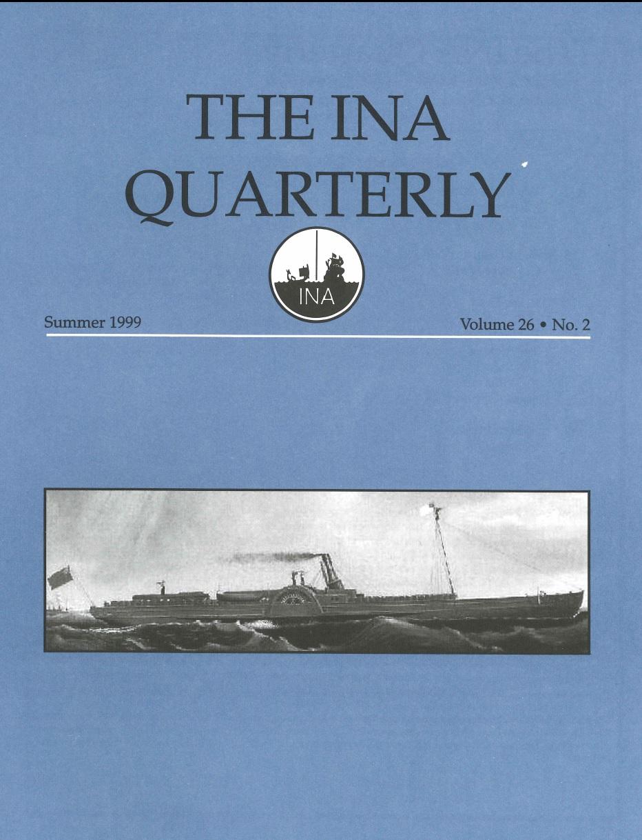 INA Quarterly 26.2 Summer 1999