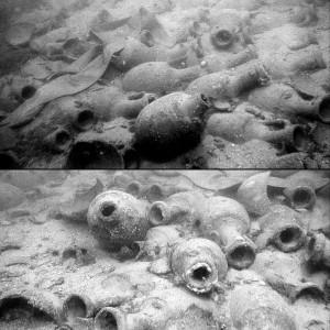 Images of the Boka Kotorska 2 wreck site. Courtesy RPMNF.
