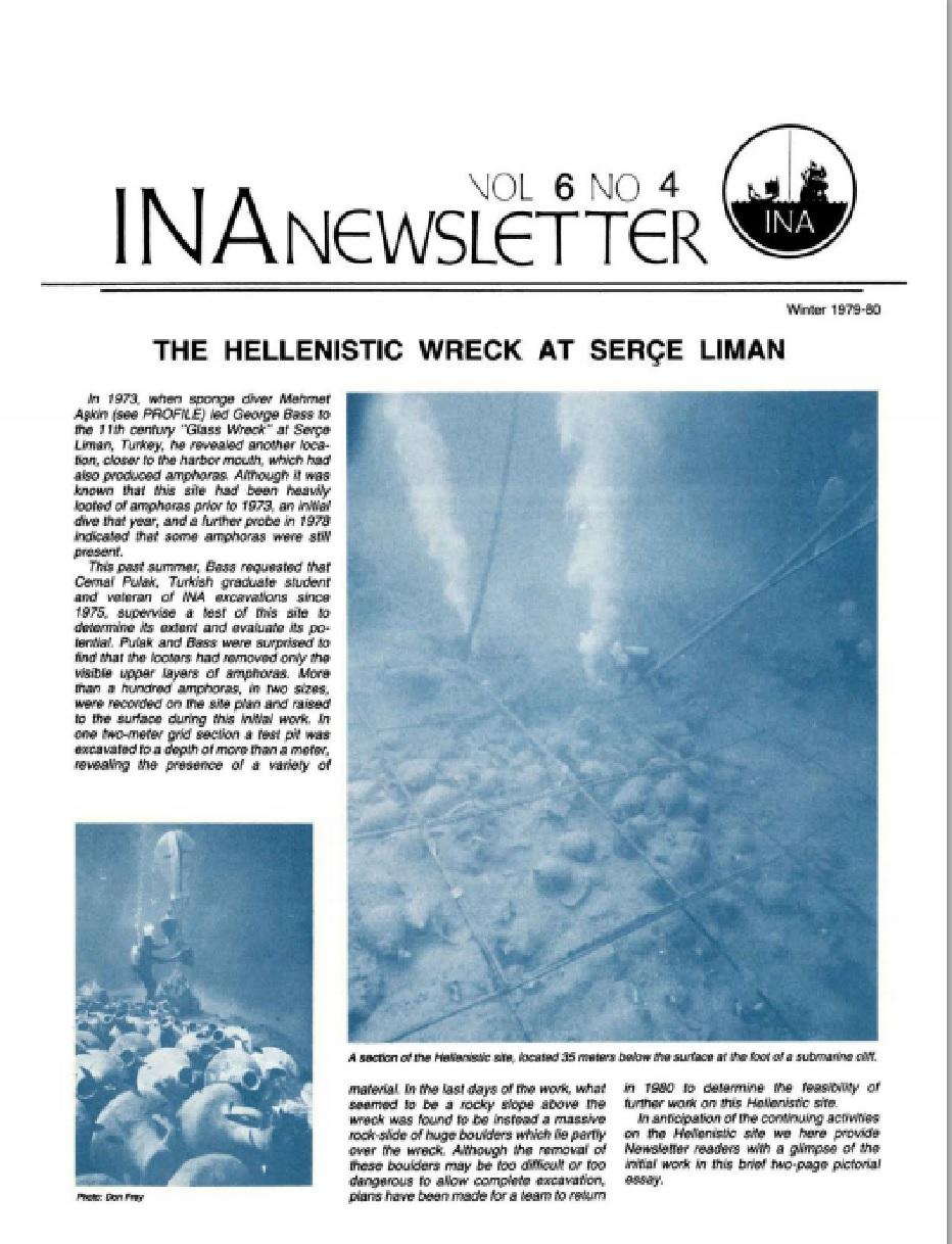 INA Quarterly 6.4 Winter 1979