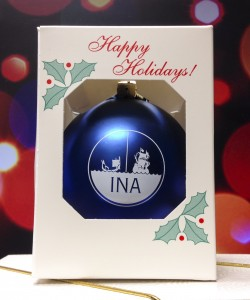 INA ornament