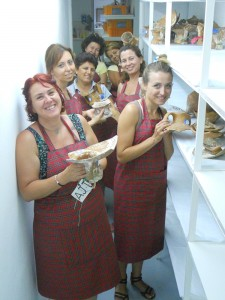 Happy BRC Lab Girls, 2013 (Photo: Tuba Ekmekci).