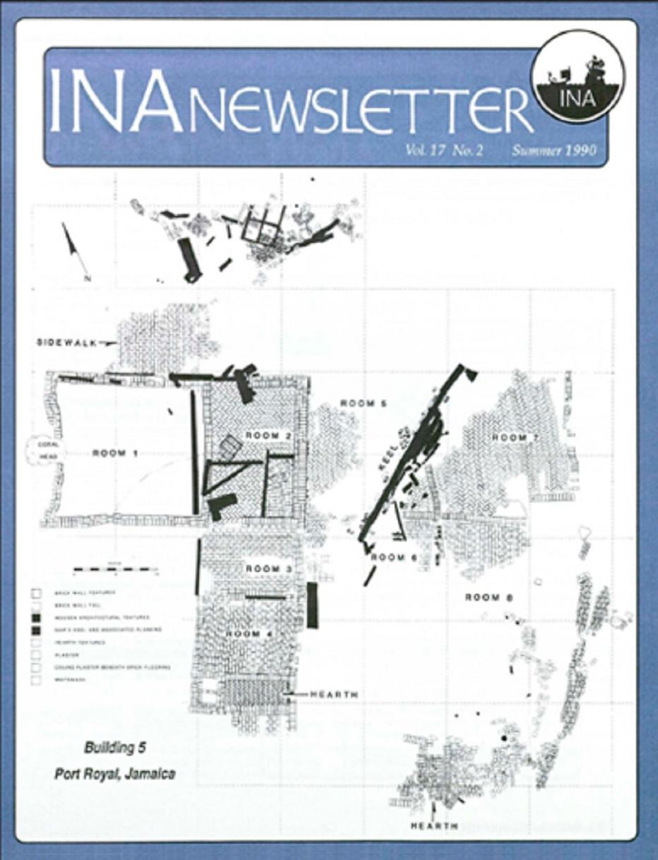 INA Quarterly 17.2 Summer 1990