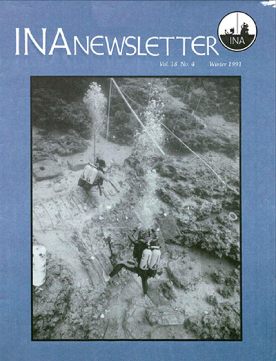 INA Quarterly 18.4 Winter 1991
