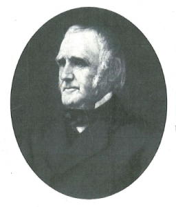 Portrait of Captain Gideon Lathrop (Stott, Peter. 'Portrait of Gideon Lathrop (1805-1877). Columbia County Historical Society, Winter 2015, 30-38).