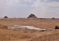 Abusir Boat Burial Research Project (Egypt)