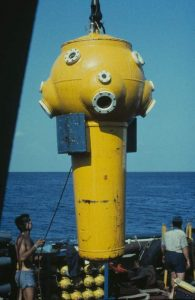 The Robertina diving bell.