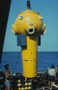 The Robertina diving bell.