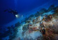 Eight New Shipwrecks Discovered in Greece's Fourni Archipelago