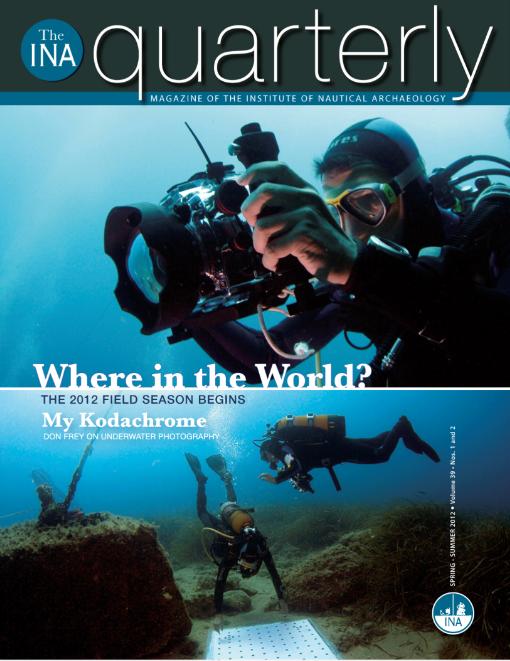 INA Quarterly 39.1/2 Spring/Summer 2012