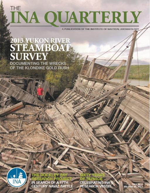 INA Quarterly 40.3 Fall 2013