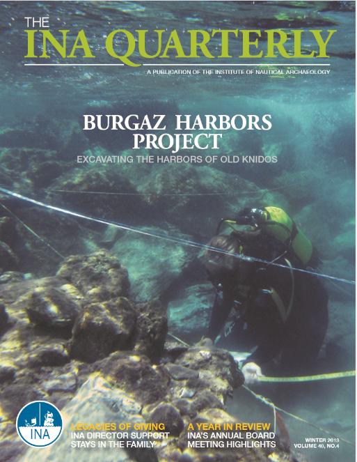 INA Quarterly 40.4 Winter 2013