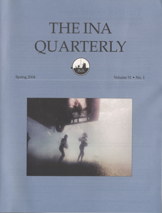INA Quarterly 31.1 Spring 2004