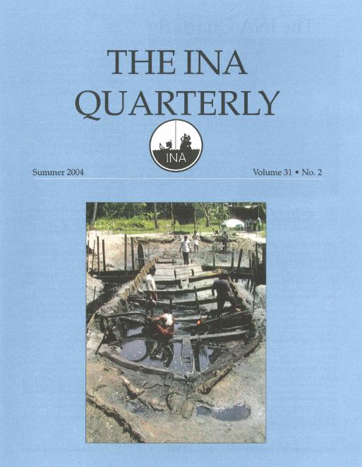 INA Quarterly 31.2 Summer 2004