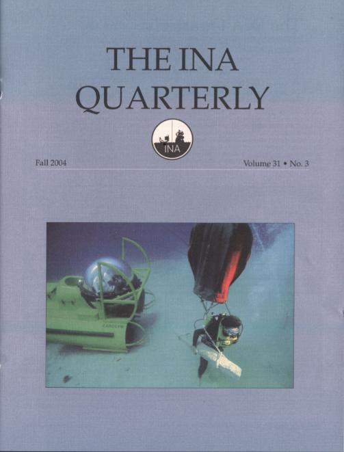 INA Quarterly 31.3 Fall 2004