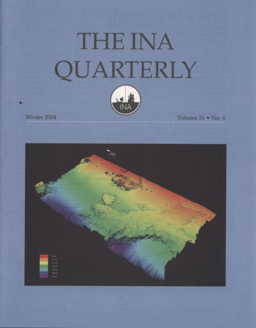 INA Quarterly 31.4 Winter 2004