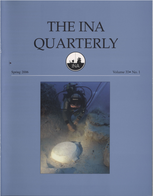 INA Quarterly 33.1 Spring 2006