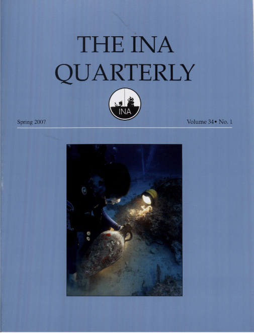 INA Quarterly 34.1 Spring 2007