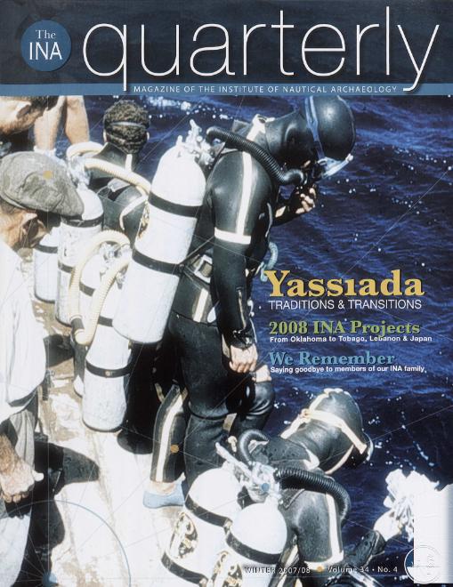INA Quarterly 34.4 Winter 2007