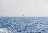 <em>Virazon II</em> Moving West Through Greece